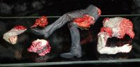 Land Of The Dead: Zombie Victim Accessories Corpse Parts